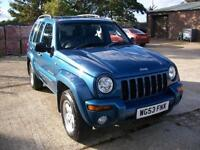 Jeep Cherokee 2.5 TURBO DIESEL CRD Limited