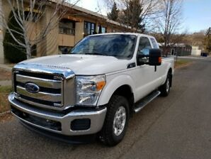 2015 Ford F250 Superduty Ext Cab