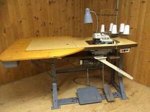 Machine à coudre industrielle Kintex