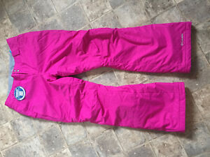Size large women's Columbia snow pants