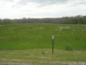Vacant lot within town limits of St Brieux!