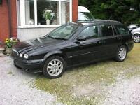 Jaguar X-TYPE 2.0 Diesel Classic Estate