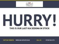 2008 KIA SEDONA LS 2.9 DIESEL FULL KIA SERVICE HISTORY LOW MILES 2 KEYS 7 SEATER