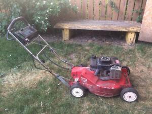 "Toro Self Propelled 21"" Lawn Mower - Commercial Grade"