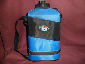 Rubbermaid Blue ice Water bottle Kawartha Lakes Peterborough Area image 1
