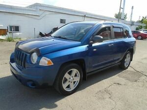 Jeep Compass 4WD 4dr 2010