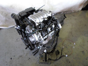 Lexus 1UZ-FE V8 VVTi Combo for Sale