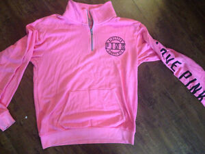 PINK by VS Sweaters size xs/s but fit m/l Stratford Kitchener Area image 3