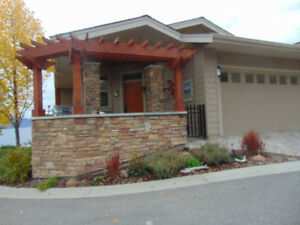 Beautiful 3 Bdrm Townhouse Overlooking Kamloops Lake