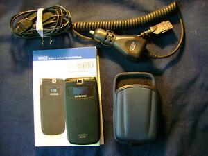 Samsung SPH-M610 cell phone