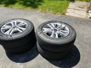 Brand new original hyundai sonata wheels and rims