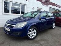 Vauxhall Astra SXi 16v Twinport 5dr PETROL MANUAL 2006/06