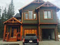 Brand new 3 bedroom mountain home with garage