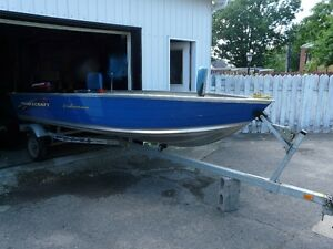 Used 2001 Princecraft fisherman