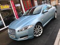 2012 Jaguar XF 3.0TD V6 ( 240ps ) auto Premium Luxury 1 owner only 34k nav