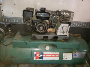Air compressor gas for sale