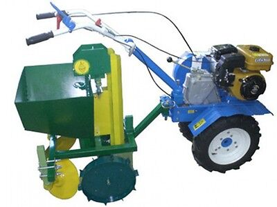 Potato planter KSM-1 for motor cultivator tiller engine