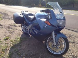 BMW K1200RS motorcycle in great shape and fun to ride