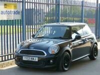 2013 13 MINI HATCH ONE 1.6 ONE 3D 98 BHP