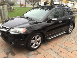 2008 Acura RDX Tech Package SUV, Crossover