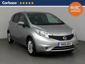 2015 NISSAN NOTE 1.2 Acenta 5dr Mini MPV 5 Seats