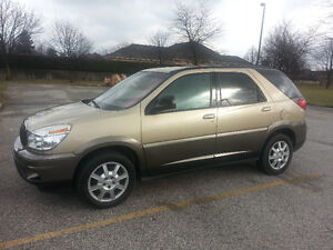 2005 Buick Rendezvous SUV, Crossover