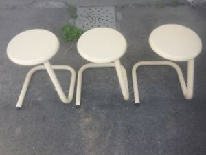 metal stools for kids lunch counter
