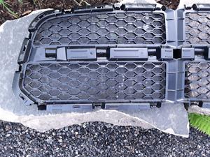Dodge grill inserts