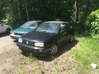 1995 Vw cabrio ( made in Germany!!!!!! ) NEG