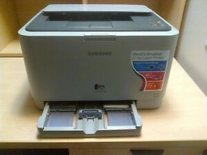 Color Lazer Printer Samsung