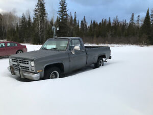 1986 Chevrolet Other Pickups Pickup Truck