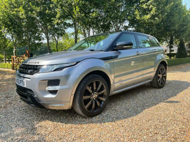 Land Rover Range Rover Evoque 2.2SD4 auto 2012MY Dynamic