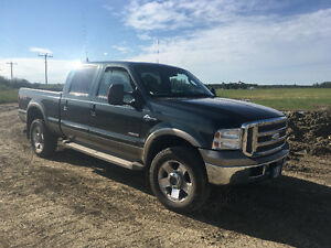 2006 Ford F-350 King Ranch Pickup Truck REDUCED