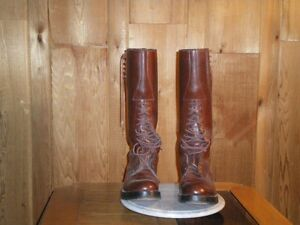 RCMP riding boots