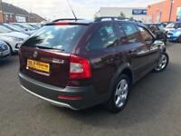 2010 Skoda Octavia 2.0 TDI CR Scout Estate 5dr Diesel Manual (162 g/km, 140
