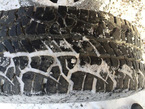 4 dodge truck tires on factory rims. 28570 17 5 bolt pattern
