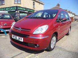 2006 CITROEN XSARA PICASSO 1.6 DESIRE, GOOD & BAD CREDIT FINANCE AVAILABLE