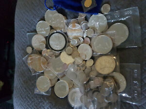 Silver Coins & Gold Estate Collection for sale