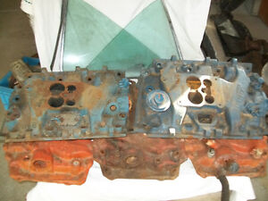 Four Buick 455 intake manifolds for $100.