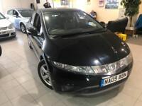 Honda Civic VTEC SE ONLY 1 FORMER KEEPER , HEATED LEATHER SEATS