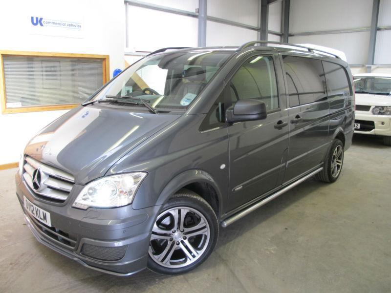 Mercedes benz vito merc vito sport x dualiner brabus 3 0v6 for Mercedes benz wear