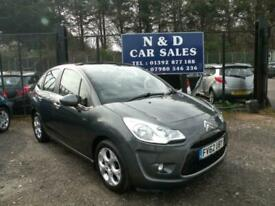 image for Citroen C3 1.6e-HDi ( 90bhp ) Exclusive 2012 FREE TAX