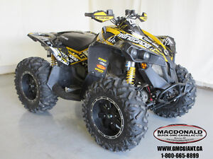 2013 Can-Am Renegade 1000 X XC