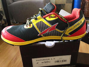 Altra Trail Runners (never used)