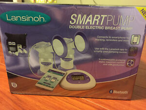 BRAND NEW LANSINOH Double Electric Breast Pump