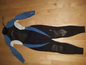 Used O'neill wetsuit Ladies US size 14 for sale