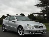 2005 Mercedes-Benz C Class 1.8 C180 Kompressor SE 2dr