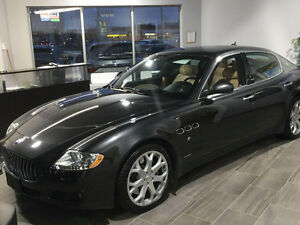 2009 Maserati Quattroporte S Sedan      1 Owner Car !!!!