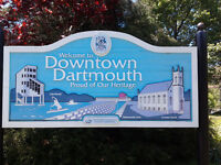 Downtown Dartmouth Furnished  1 Bdrm to Sublet Dec - May
