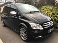 MERCEDES VIANO CDI BLUEEFFICIENCY AVANTGARDE 2013